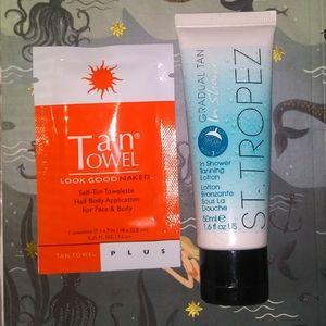 St. Tropez Tanning Set